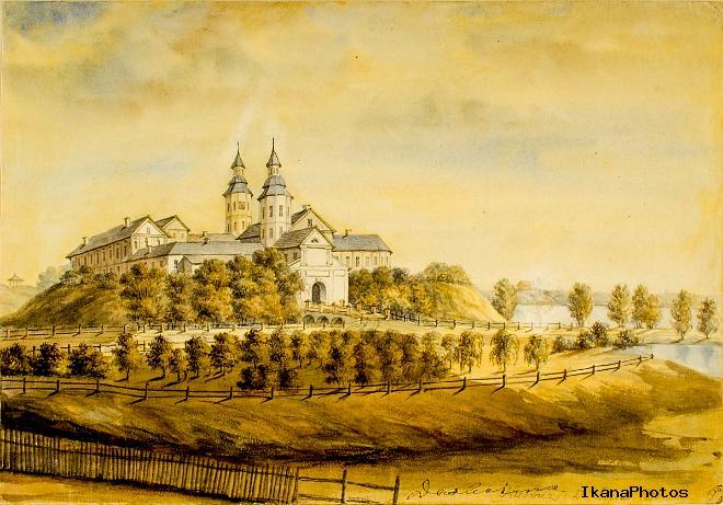 Легенда Несвижского замка о горбатом гробе