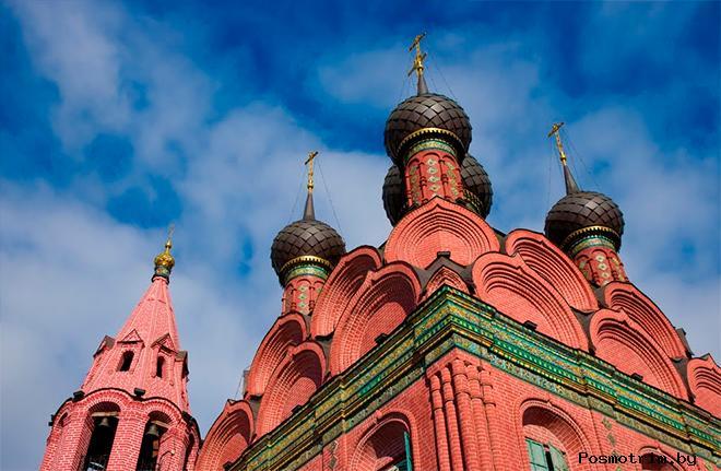 Архитектура Богоявленского храма