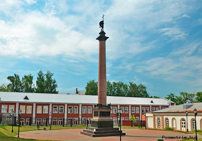 Михайловская колонна Ижевск