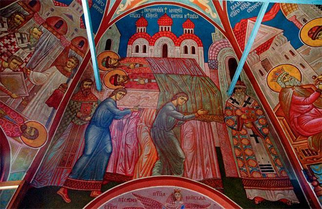 Духовный подвиг Бориса и Глеба