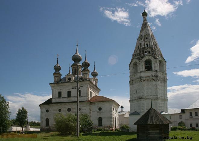 Собор Михаила Архангела и колокольня Юрьев-Польский