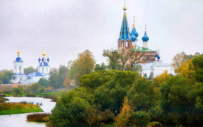 Село Дунилово Ивановская область Шуйский район
