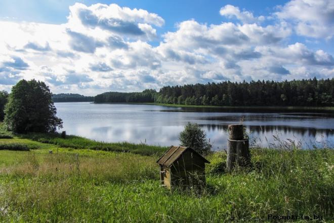 Сорочанские озера легенда возникновения на беларусском языке