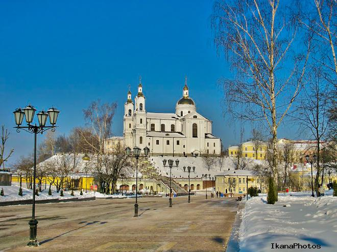 Витебские замки историческая хронология Замков Витебска