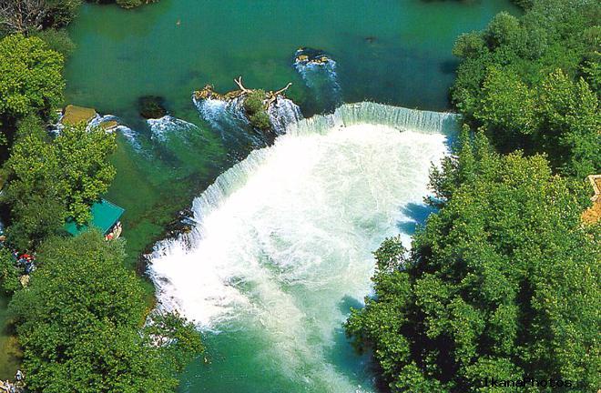 Форель река Манавгат