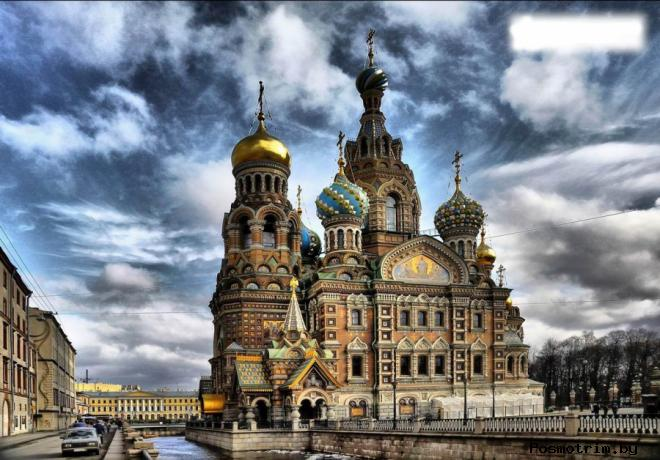 Спас-на-Крови Санкт-Петербург (Собор Воскресения Христова)
