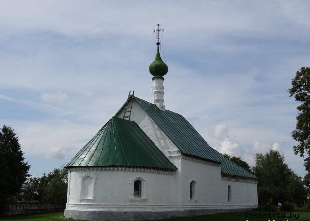 Церковь Архидиакона Стефана в Кидекше