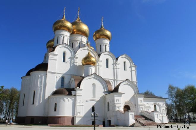 Успенский Кафедральный собор Ярославль