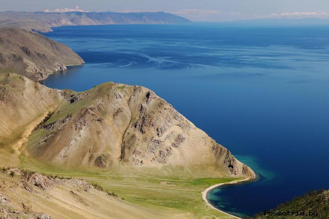 Озеро Байкал фото самого глубокого и чистого озера планеты