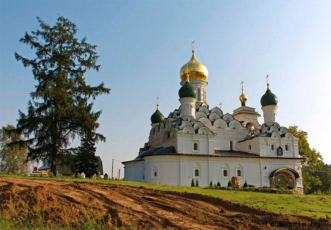 Никольский храм в Николо-Урюпино после революции