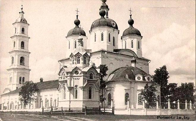 Спасский собор строительство