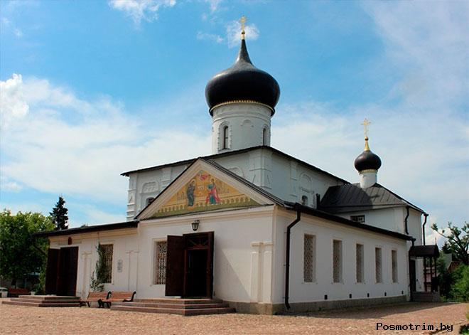 Георгиевская церковь Старая Русса