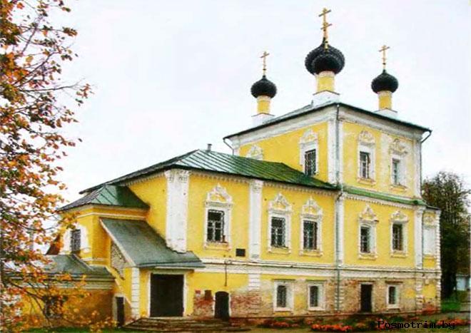 Воскресенская церковь Углич