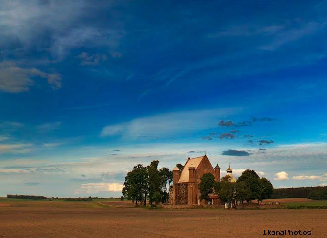 Храм-крепость Святого Михаила чудо иконы Божией Матери