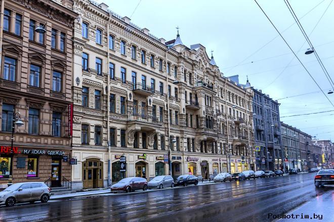 Литейный проспект Санкт-Петербург