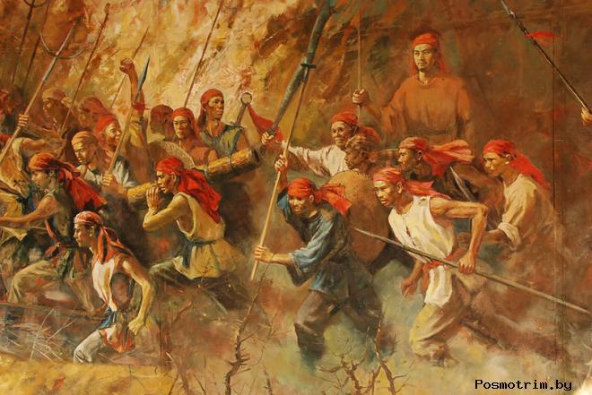 «Восстание гербовой бумаги» - крестьянский бунт во Франции в 1675 году