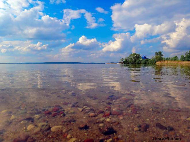 Заславское водохранилище в 60х - мекка для Хиппи а сегодня - для нудистов