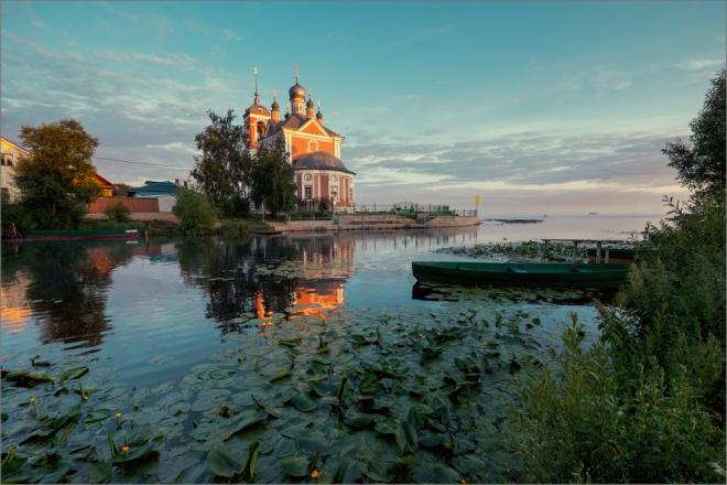 История города Переславля-Залесского