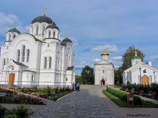 Полоцкий Спасо-Евфросиниевский монастырь история