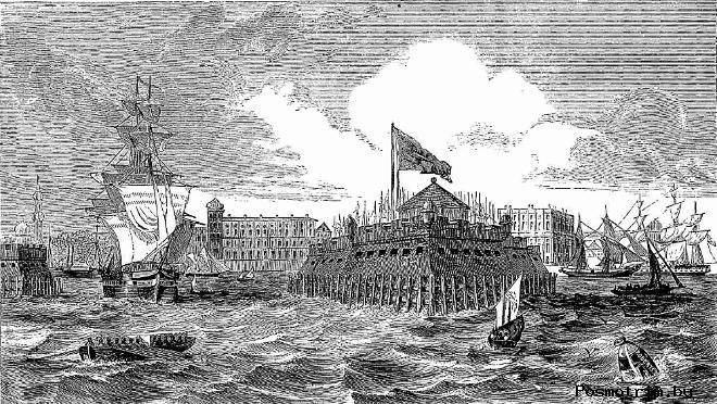 Первые бои Форта