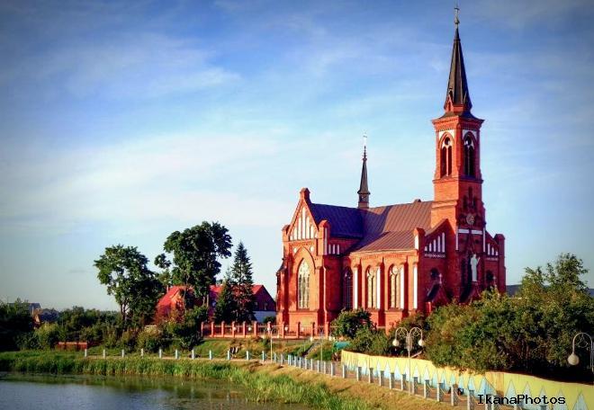Костёл Святого Антония Падуанского Поставы