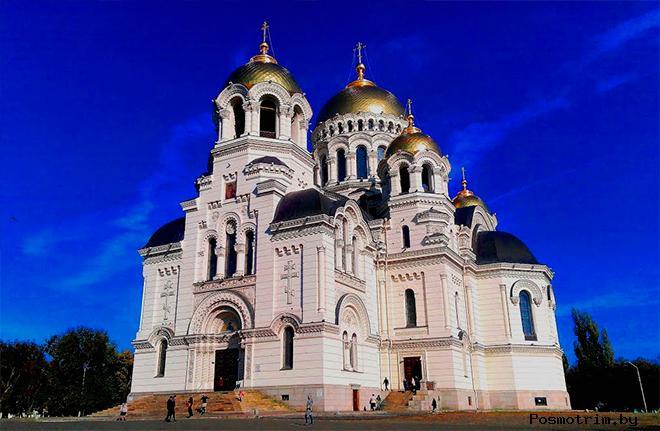 Новочеркасский кафедральный собор возрождение