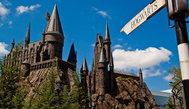 """Замок Хогвартс - путешествие в""""Волшебный Мир Гарри Поттера"""" - тематический парк развлечений в духе Гарри Поттера"""