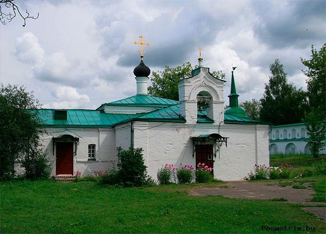 Сретенская церковь Александрова слобода