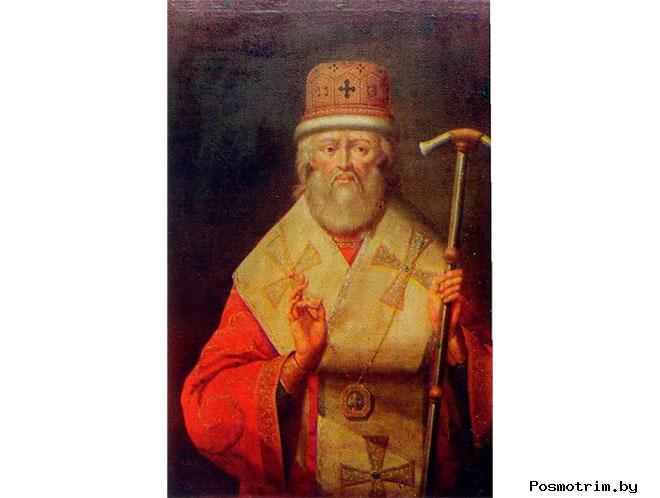Митрополит Иона (Сысоевич) краткая биография
