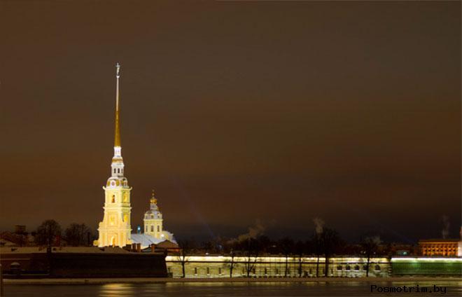 Архитектура Петропавловского собора
