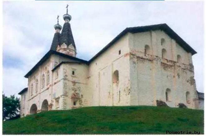 Казенная палата Ферапонтова монастыря