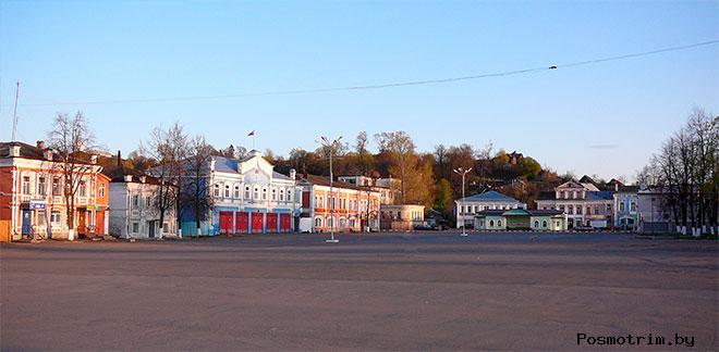 Соборная площадь Вязники (Базарная площадь)