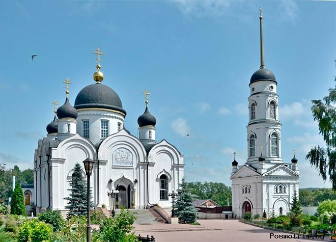 Тихоновский Преображенский монастырь Задонск