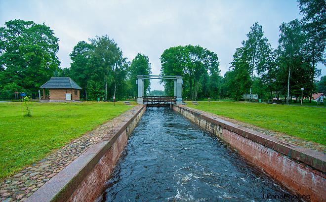 Достопримечательности недалеко от Августовского канала