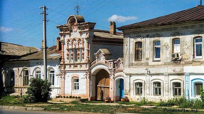 Дом Судакова в Балаково