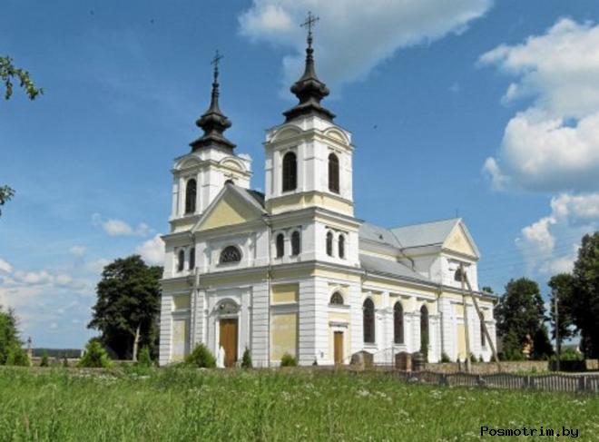 Костел святого Иоанна Крестителя Бенякони