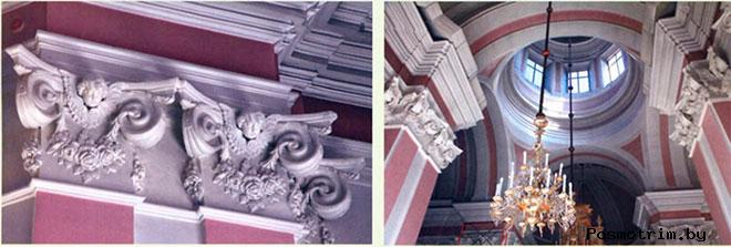 Внутри Екатерининского собораКингисеппа