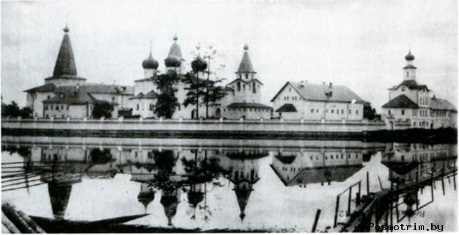 История Антониево-Сийского Троицкого монастыря