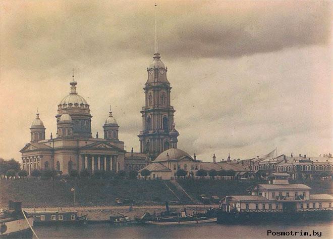 Спасо-Преображенский собор Рыбинска история