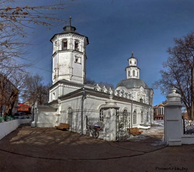 Храм Иоанна Предтечи Киров