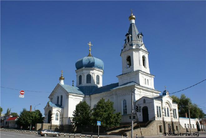 Церковь Архангела Михаила Новочеркасск