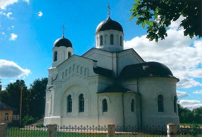 Ламишино церковь Казанской иконы Божией Матери