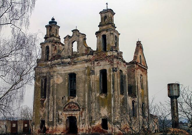 Костел Девы Марии Смоляны