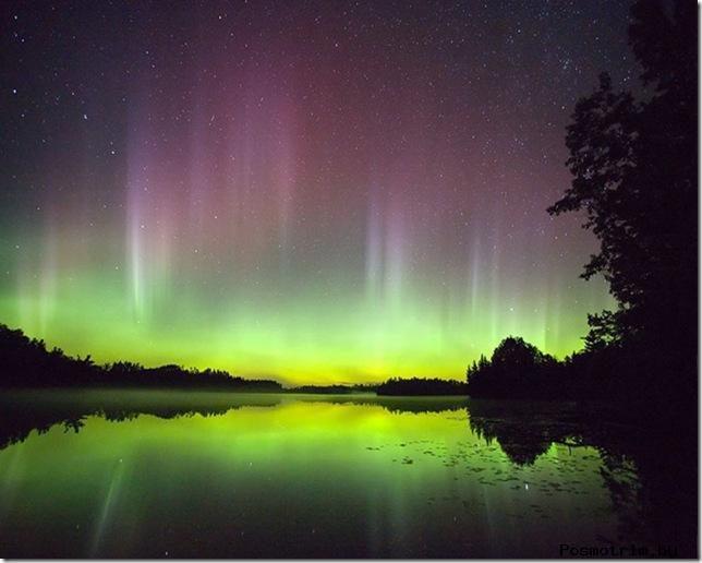 9. Большое Медвежье озеро Канада