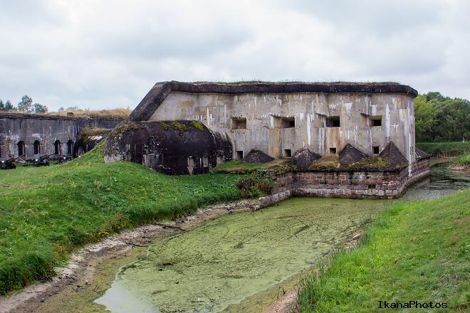 Пятый форт подготовка к Первой Мировой войне