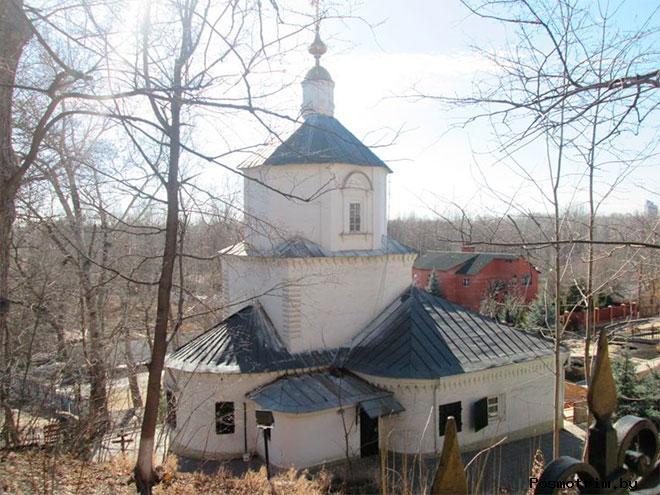 Древне-Успенская церковь Липецк
