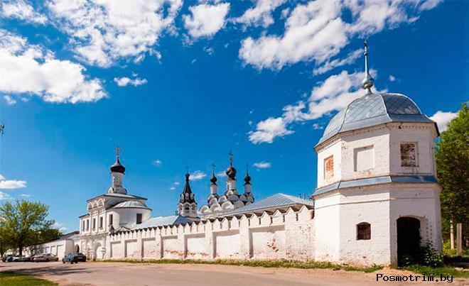 Благовещенский монастырь Муром