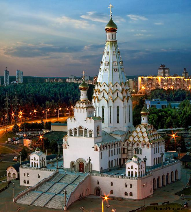 История возведения храма