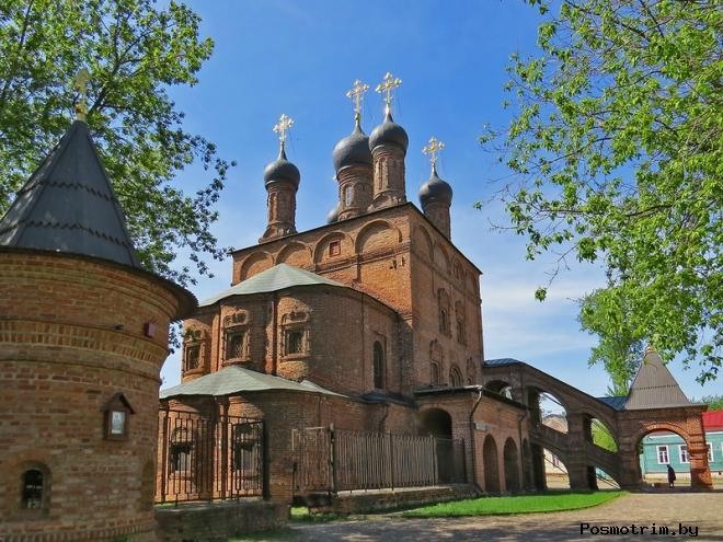 Успенский собор Крутицкого подворья