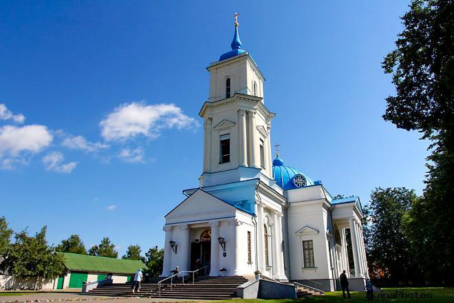 Покровский собор - Собор Покрова Богородицы Барановичи фото история расположение